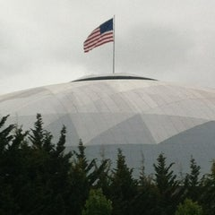 Photo taken at Tacoma Dome by Kathy J. on 5/18/2012