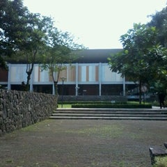 Photo taken at Masjid Salman ITB by Aries S. on 6/9/2012