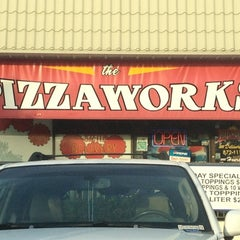 Photo taken at Pizzaworks by Paul H. on 6/26/2012