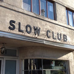 Photo taken at Slow Club by JP S. on 8/14/2012