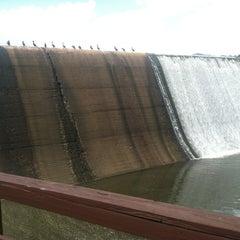 Photo taken at Evergreen Dam by Evan on 9/3/2012