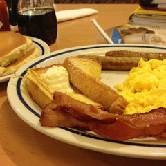 Photo taken at IHOP by Leah C. on 2/19/2012