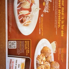 Photo taken at Denny's by Dante' M. on 7/14/2012