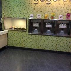 Photo taken at Yogurt Life by Irina T. on 3/11/2012