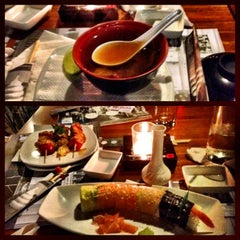 Photo taken at Sushi Itto by Carlos B. on 7/25/2012