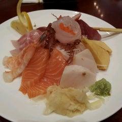 Photo taken at Toyama Sushi by Gary on 3/22/2012