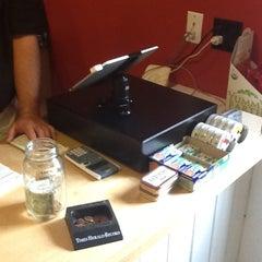 Photo taken at Eureka Market Cafe by Kam K. on 4/25/2012