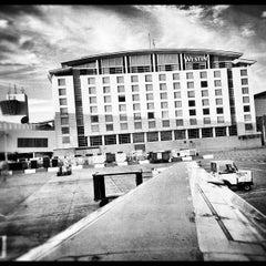 Photo taken at Westin Detroit Metropolitan Airport by Samir N. on 9/9/2012