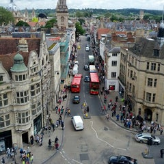 Photo taken at Carfax Tower by Zoe H. on 7/10/2012