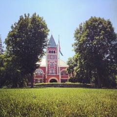 Photo taken at Thompson Hall by Jason B. on 6/29/2012