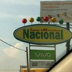 Photo taken at Supermercados Nacional by Lali M. on 5/29/2012