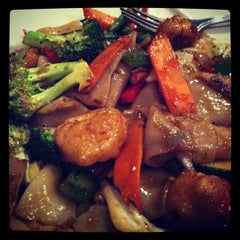 Photo taken at Thai Silver Spring by Michelle P. on 3/31/2012