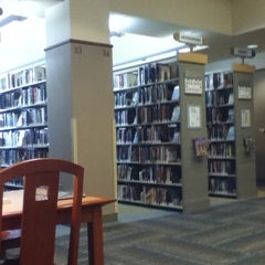 Photo taken at Paul A. Biane Library by Ashley on 7/3/2012