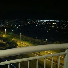 Photo taken at Promenade Barra First by Juliana M. on 4/19/2012