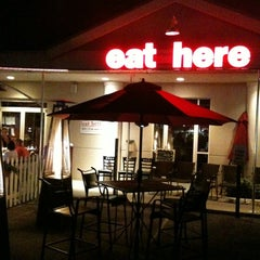 Photo taken at Eat Here by Howard T. on 3/20/2012