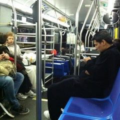 Photo taken at MTA - Q33 Bus by Angelo G. on 3/27/2012