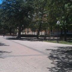 Photo taken at UTA Library by Robert M. on 7/19/2012