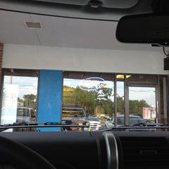 Photo taken at Hole In One Donuts by Karen B. on 5/15/2012