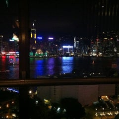 Photo taken at Sky Lounge 視佳廊 by Petchy S. on 6/19/2012
