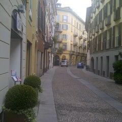 Photo taken at Brera by Giuseppe S. on 7/11/2012