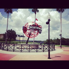 Photo taken at ESPN Wide World of Sports by Tara S. on 8/30/2012