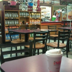 Photo taken at Dunkin Donuts by Jennifer D. on 2/14/2012