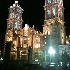 Photo taken at Catedral de Nuestra Señora de la Inmaculada Concepción by Miguel H. on 7/24/2011