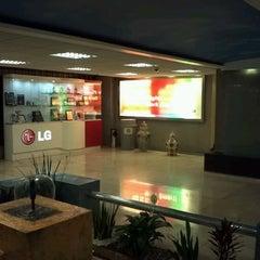 Photo taken at LG Electronics by David E. L. on 1/24/2012