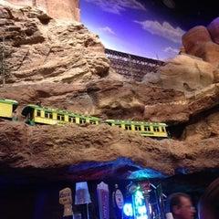 Photo taken at Jim Beam's Wild West Bar by Scott M. on 8/4/2012