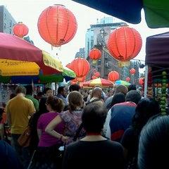 Photo taken at Malaysian Night Market by Angela W. on 9/27/2011