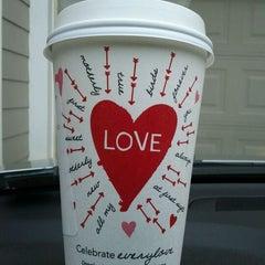 Photo taken at Starbucks by Nancy A. on 2/10/2012