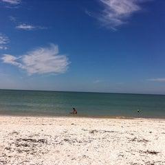 Photo taken at Bonita Beach by Michael M. on 10/14/2011