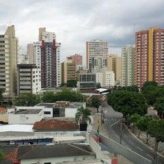 Photo taken at Goiânia by Caroline C. on 10/16/2011