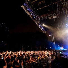 Photo taken at Celebrate Brooklyn!/Prospect Park Bandshell by Jeff W. on 7/22/2011