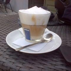Photo taken at Podolee café-bar by Art L. on 8/13/2012
