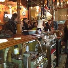 Photo taken at Edison's Pub by Rick M. on 2/24/2012