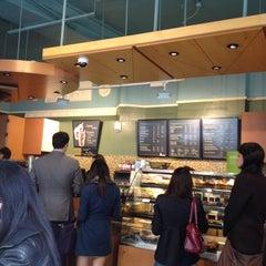 Photo taken at Starbucks by May U. on 5/21/2012