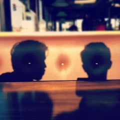 Photo taken at Jim's Burgers by Cristian C. on 5/16/2012