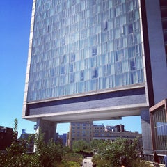 Photo taken at The Standard, High Line by Tom E. on 7/25/2012