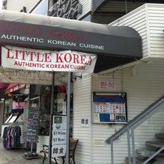 Photo taken at Little Korea by Bob Q. on 8/15/2012