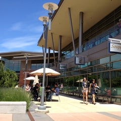 Photo taken at Microsoft Commons by Matthew G. on 6/20/2012