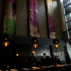 Photo taken at Sanafir Restaurant and Lounge by Joanne O. on 4/8/2012