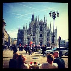 Photo taken at Bar Duomo by V N. on 2/25/2012