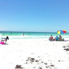 Photo taken at Miramar Beach by Roy S. on 5/5/2012