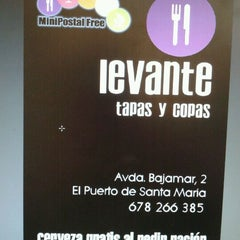 Photo taken at Levante by Ales P. on 12/13/2011
