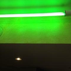 Photo taken at Cafetería Bahía Blanca by Carla on 7/8/2012