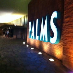 Photo taken at Palms Casino Resort by M. P. on 5/11/2012