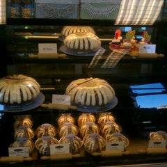 Photo taken at Nothing Bundt Cakes by Bridgette M. on 5/10/2012