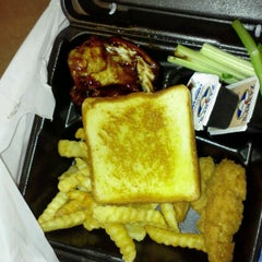 Photo taken at Zaxby's by Stephen H. on 3/11/2012