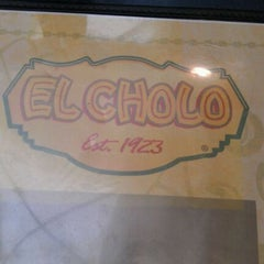 Photo taken at El Cholo Cantina by Jake S. on 9/3/2011